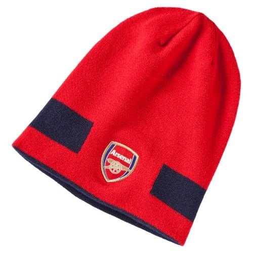 Arsenal Reversible Performance Beanie