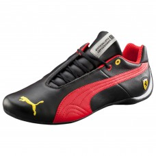 Ferrari Future Cat 10 Leather Men  Shoes