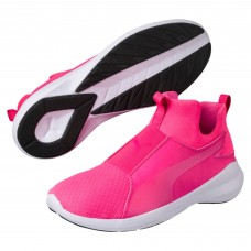 Rebel Mid Wns Knockout Pink-Knockout