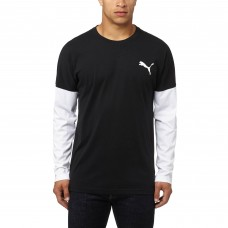 Tailgate Long Sleeve T-Shirt Black