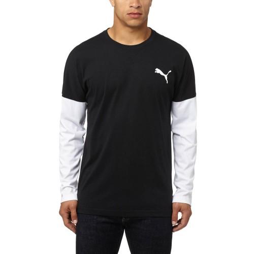 Tailgate Long Sleeve T-Shirt Black