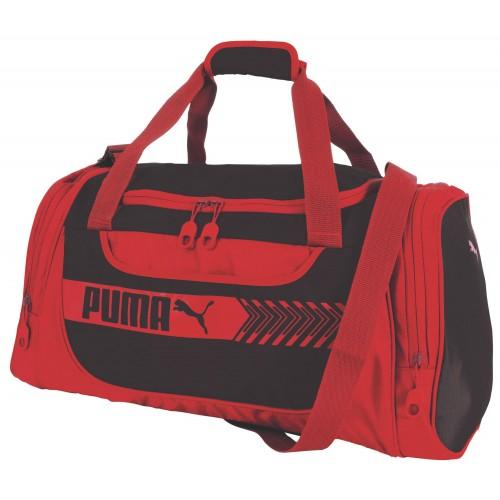 Axium Duffel Bag Red