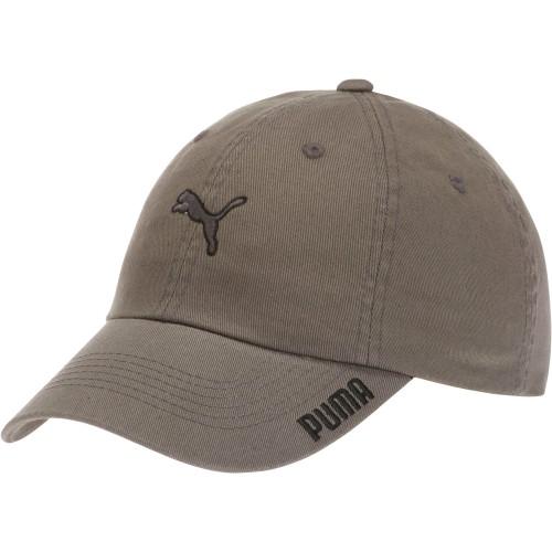 Padre Adjustable Hat Medium Grey