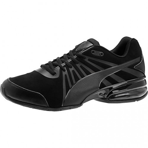 Cell Kilter Nubuck Men Training Shoes Black